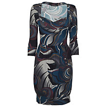 Buy James Lakeland Tulip Dress, Multi Online at johnlewis.com