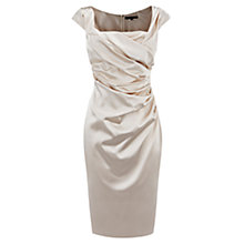 Buy Coast Alva Duchess Satin Dress Online at johnlewis.com