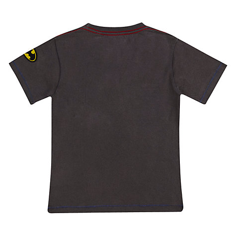 Buy Batman T-Shirt, Grey Online at johnlewis.com