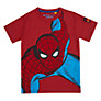 Spider-Man Crouching T-Shirt, Red