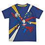 Superman Ka-Pow T-Shirt, Blue