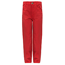 Buy John Lewis Boy Slim Fit Trousers Online at johnlewis.com