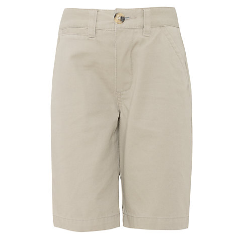 Buy John Lewis Boy Twill Chino Shorts Online at johnlewis.com