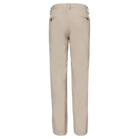 Buy Gant Boys' New Haven Classic Chinos, Beige Online at johnlewis.com