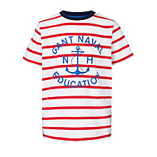 Buy Gant Naval T-Shirt Online at johnlewis.com