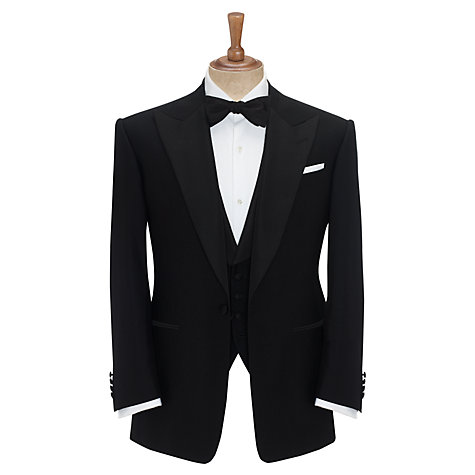 Buy Chester Barrie Dress Suit Jacket, Black Online at johnlewis.com