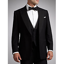 Buy Chester Barrie Dress Suit, Black Online at johnlewis.com
