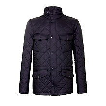 Buy Barbour Hardwick 4 Pocket Quilted Jacket Online at johnlewis.com