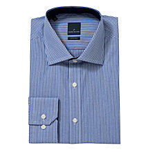 Buy Daniel Hechter White Stripe Shirt Online at johnlewis.com