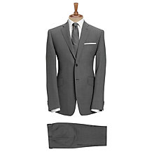 Buy Daniel Hechter Mini Birdseye Suit, Charcoal Online at johnlewis.com