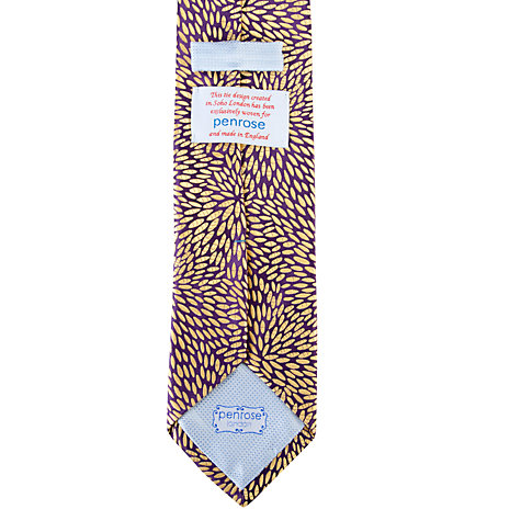 Buy Penrose London Stroud Tie Online at johnlewis.com