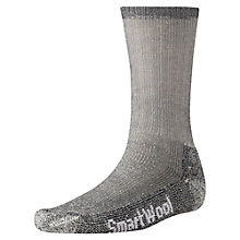 Buy SmartWool Merino Wool Trekking Heavy Crew Unisex Socks, Grey Online at johnlewis.com