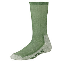 Buy SmartWool Hiking Medium Crew Unisex Socks, Willow Online at johnlewis.com
