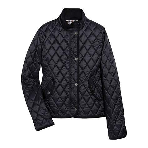 Buy Aquascutum Fairfield Quilted Jacket Online at johnlewis.com