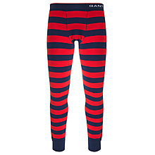 Buy Gant Stripe Long Johns Online at johnlewis.com