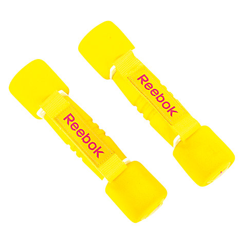 Buy Reebok Softgrip Hand Weights Online at johnlewis.com