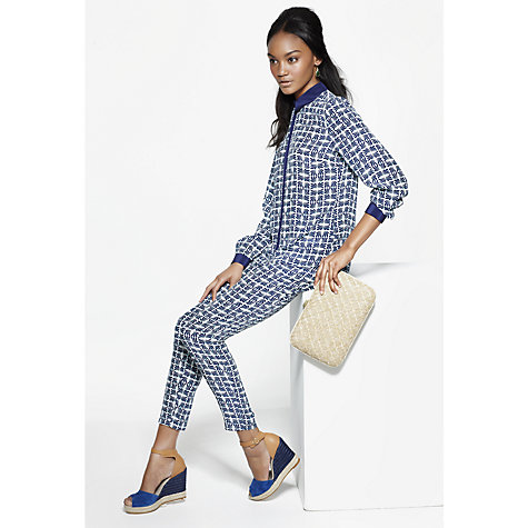 Buy COLLECTION by John Lewis Eliza Trousers, Multi Online at johnlewis.com