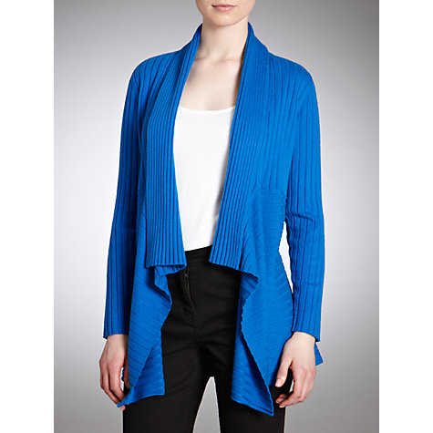 Buy John Lewis Multi Ribbed Cardigan Online at johnlewis.com