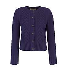 Buy Collection WEEKEND by John Lewis Chunky Cable Cardigan Online at johnlewis.com