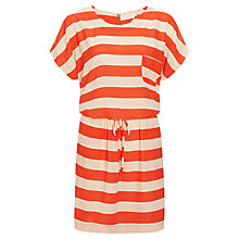 Buy Collection WEEKEND by John Lewis Dropped Shoulder Stripe Dress Online at johnlewis.com