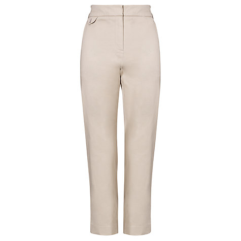 Buy John Lewis Cotton Blend Smart Chino Trousers Online at johnlewis.com