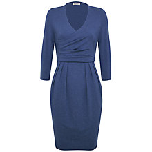 Buy Kaliko Cross-Over Dress, Mid Denim Online at johnlewis.com