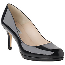 Buy L.K.Bennett Sybila Slender Platform Court Shoes Online at johnlewis.com