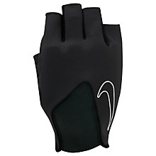 Buy Nike Men's Core Training Gloves Online at johnlewis.com