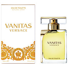 Buy Versace Vanitas Eau de Toilette Online at johnlewis.com