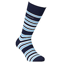 Buy Gant Vary Stripe Socks Online at johnlewis.com