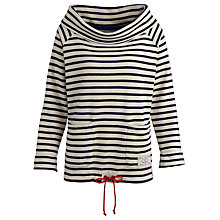 Buy Joules Connick Striped Jumper, Multi Online at johnlewis.com