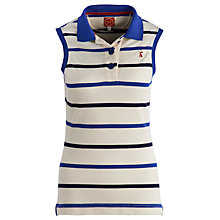 Buy Joules Cheeky Polo Top, Dark Blue Online at johnlewis.com