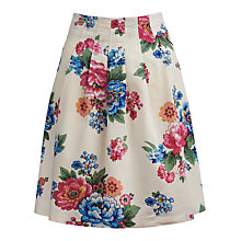 Buy Joules Eloise Floral Skirt Online at johnlewis.com