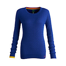 Buy Joules Cable Knit Jumper Online at johnlewis.com