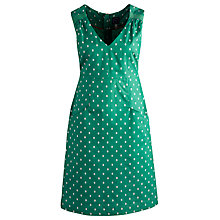 Buy Joules Nadine Spot Dress Online at johnlewis.com