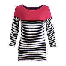 Buy Joules Paulette Stripe Top Online at johnlewis.com
