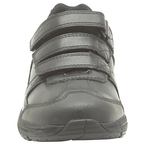 Buy Clarks Air Lesson Shoes, Black Online at johnlewis.com