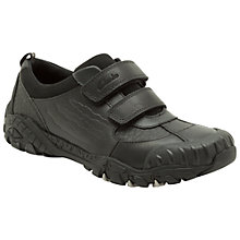 Buy Clarks Rapto Fun Shoes, Black Online at johnlewis.com
