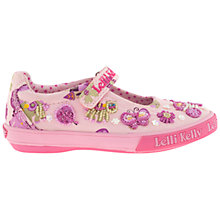 Buy Lelli Kelly Princess Dolly Shoes, Pink Online at johnlewis.com