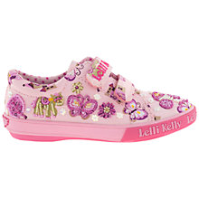 Buy Lelli Kelly Princess Shoes, Pink Online at johnlewis.com