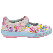 Buy Lelli Kelly Tallula Dolly Shoes, Pink Online at johnlewis.com