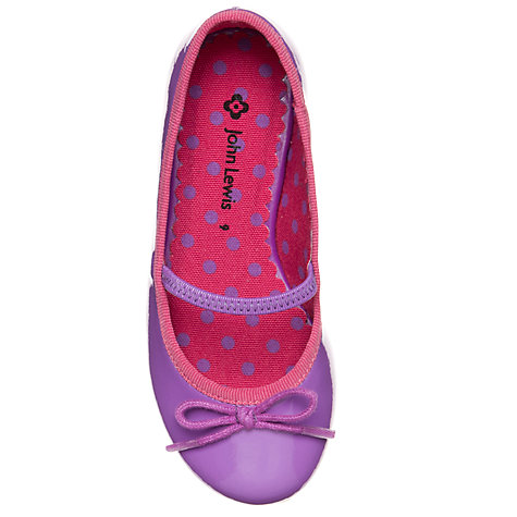 Buy John Lewis Girl Beth Pumps Online at johnlewis.com