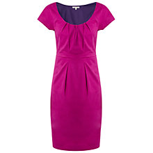 Buy White Stuff Rose Tree Dress, Purple Online at johnlewis.com