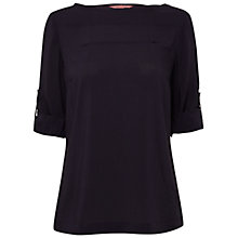 Buy White Stuff Elfin Top, Purple Online at johnlewis.com