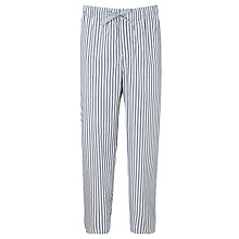 Buy John Lewis Marine Stripe Lounge Pants, Blue Online at johnlewis.com
