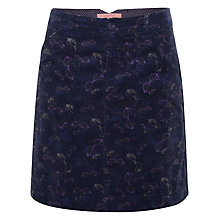 Buy White Stuff Timeless Skirt, Navy Online at johnlewis.com