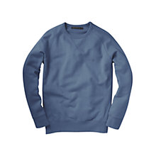 Buy French Connection Crew Neck Jersey Jumper Online at johnlewis.com