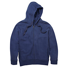 Buy French Connection Zip Through Hoodie Online at johnlewis.com