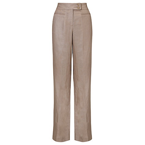 Buy COLLECTION by John Lewis Pietro Linen Trousers Online at johnlewis.com