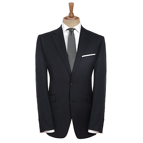 Buy John Lewis Travel Stripe Suit Jacket Online at johnlewis.com
